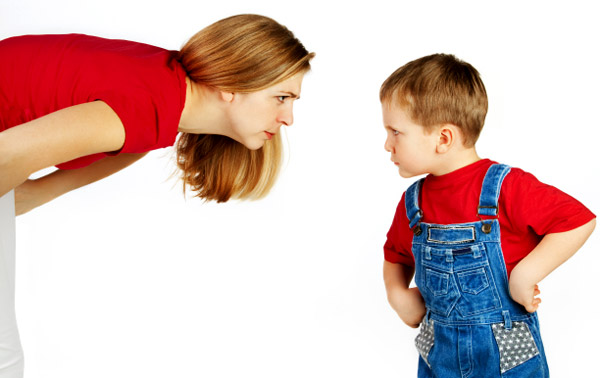 MANAGING YOUR CHILD'S BEHAVIOUR – 1